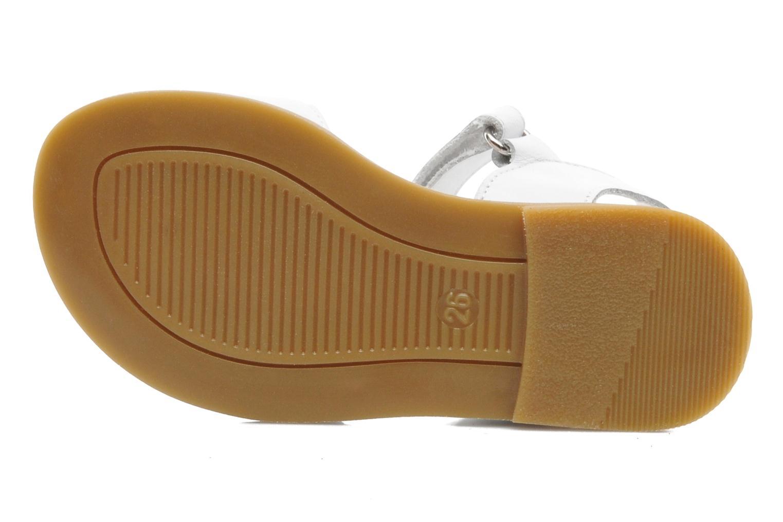 Sandales et nu-pieds Primigi LEILANI Blanc vue haut