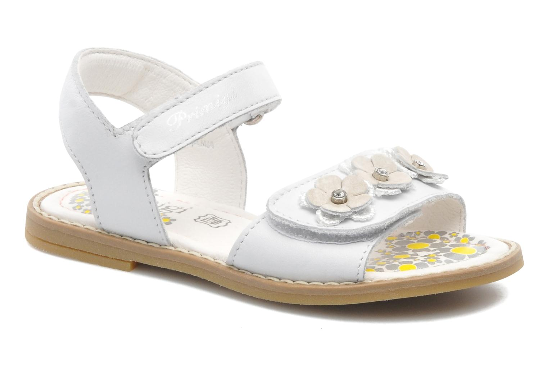 Sandales et nu-pieds Primigi LEILANI Blanc vue détail/paire