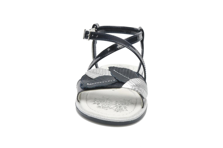 Sandales et nu-pieds Primigi ELLA Bleu vue portées chaussures