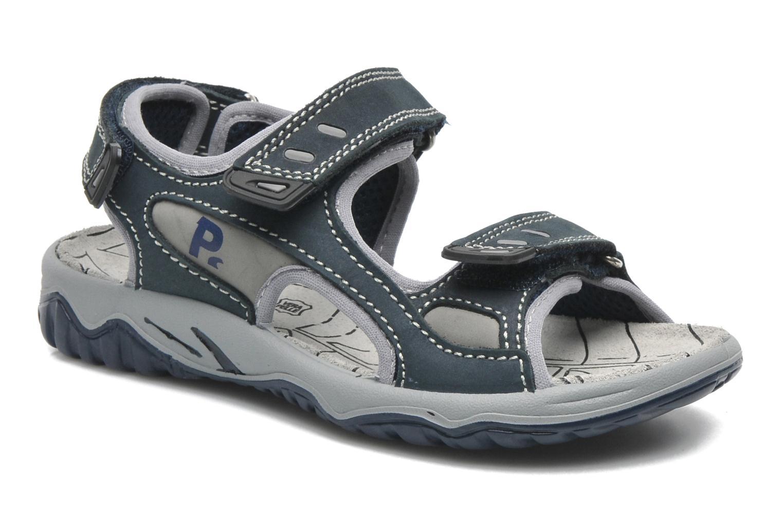 Sandaler Primigi ODINO Blå detaljeret billede af skoene