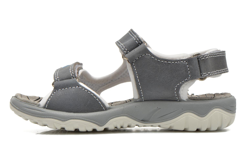 Sandaler Primigi ODINO Grå bild från framsidan