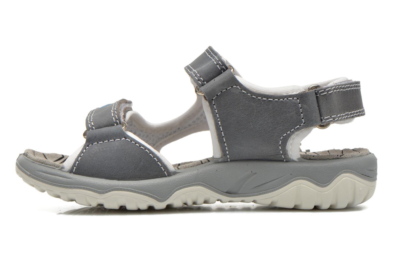 Sandales et nu-pieds Primigi ODINO Gris vue face