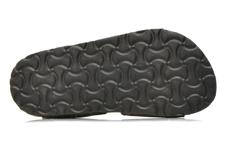 Sandalen Colors of California Bio Matt sandal grau ansicht von oben