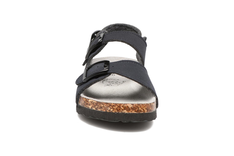 Sandals Colors of California Bio Matt sandal Blue model view