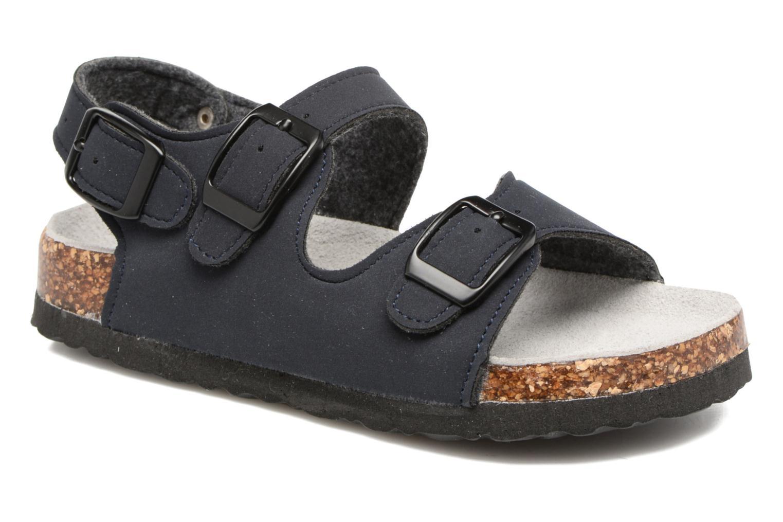 Bio Matt sandal Nav Blue 2