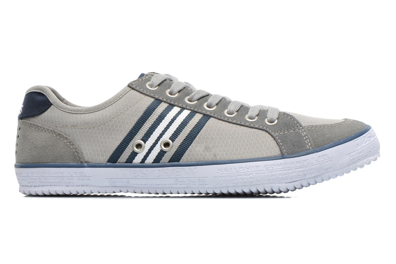 Sneaker TBS Tornad grau ansicht von hinten