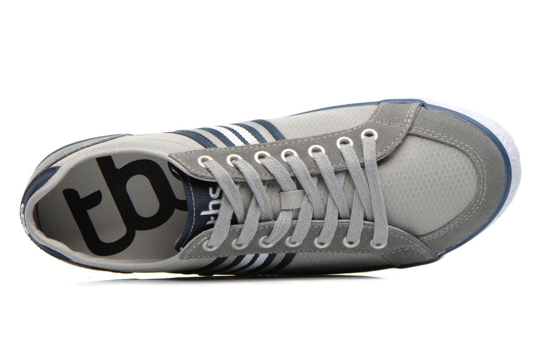 Sneaker TBS Tornad grau ansicht von links