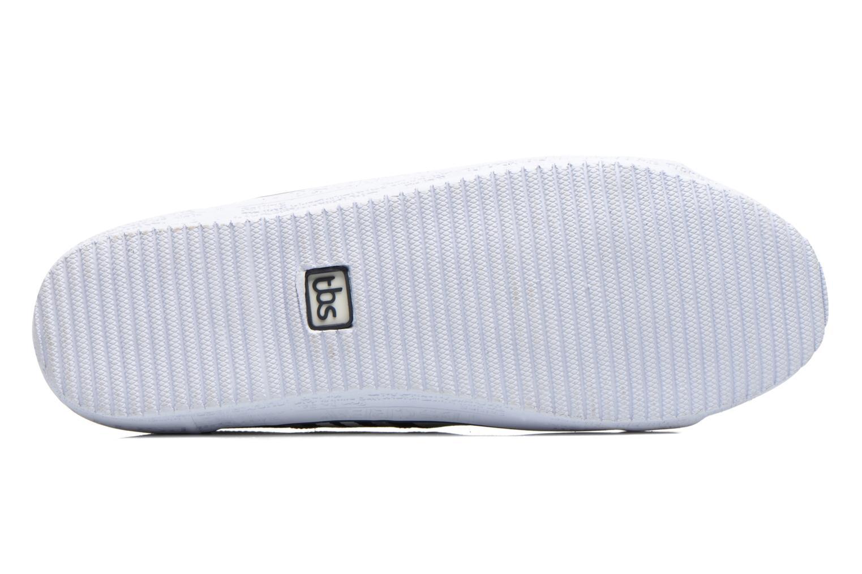 Sneaker TBS Tornad grau ansicht von oben