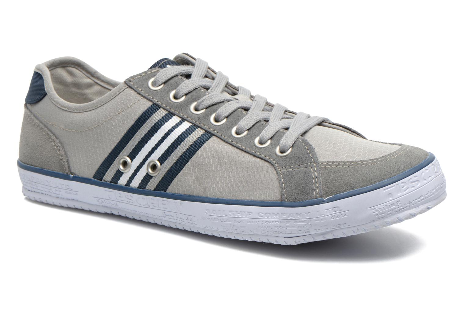 Trainers TBS Tornad Grey detailed view/ Pair view