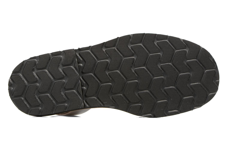Sandales et nu-pieds MINORQUINES Avarca Bleu vue haut