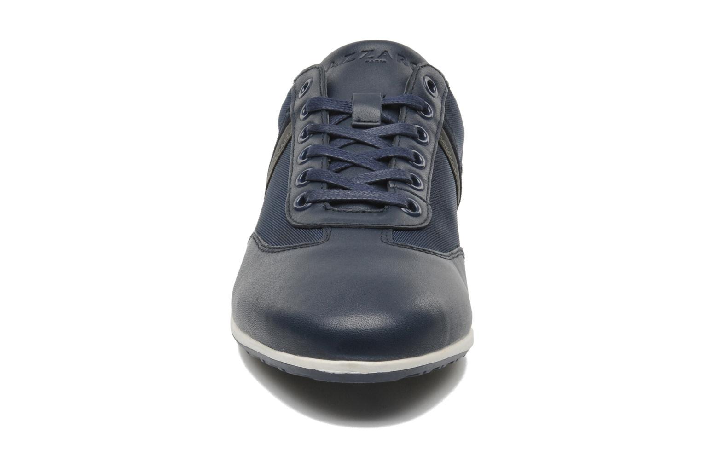 Baskets Azzaro Pontoi Bleu vue portées chaussures