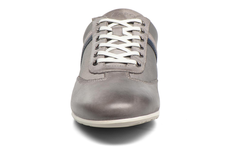 Baskets Azzaro Pontoi Gris vue portées chaussures