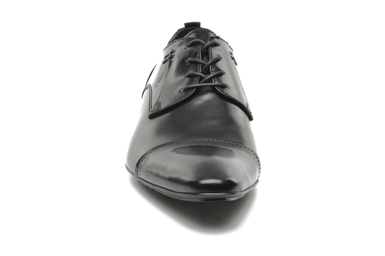 Chaussures à lacets Azzaro Bordian Noir vue portées chaussures