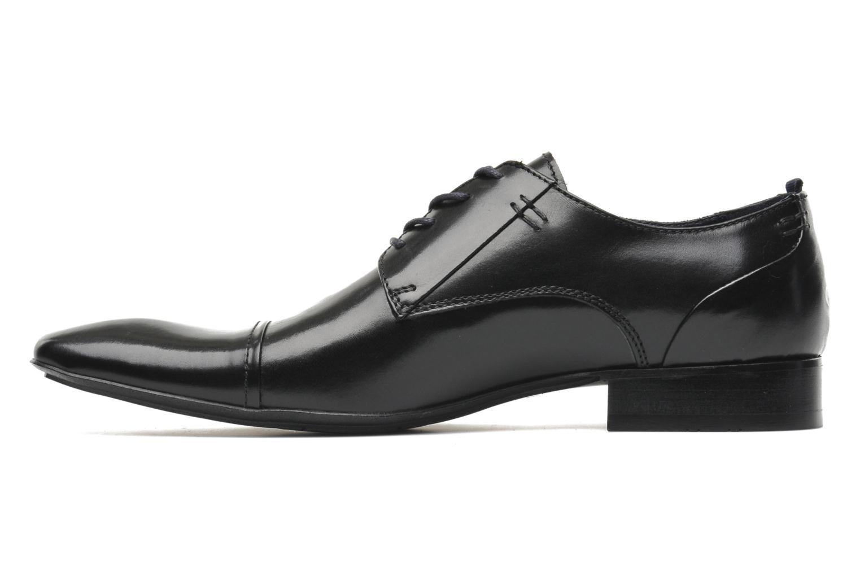 Chaussures à lacets Azzaro Bordian Noir vue face