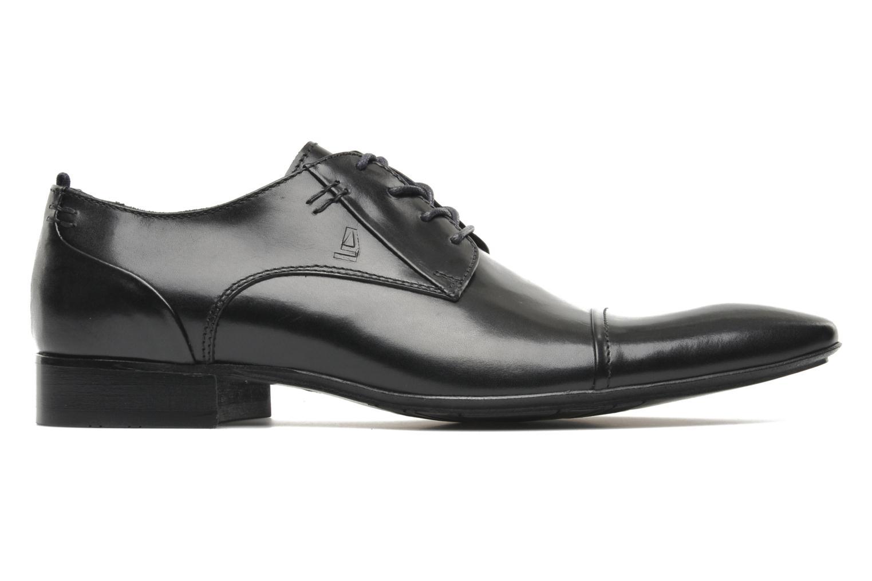 Chaussures à lacets Azzaro Bordian Noir vue derrière