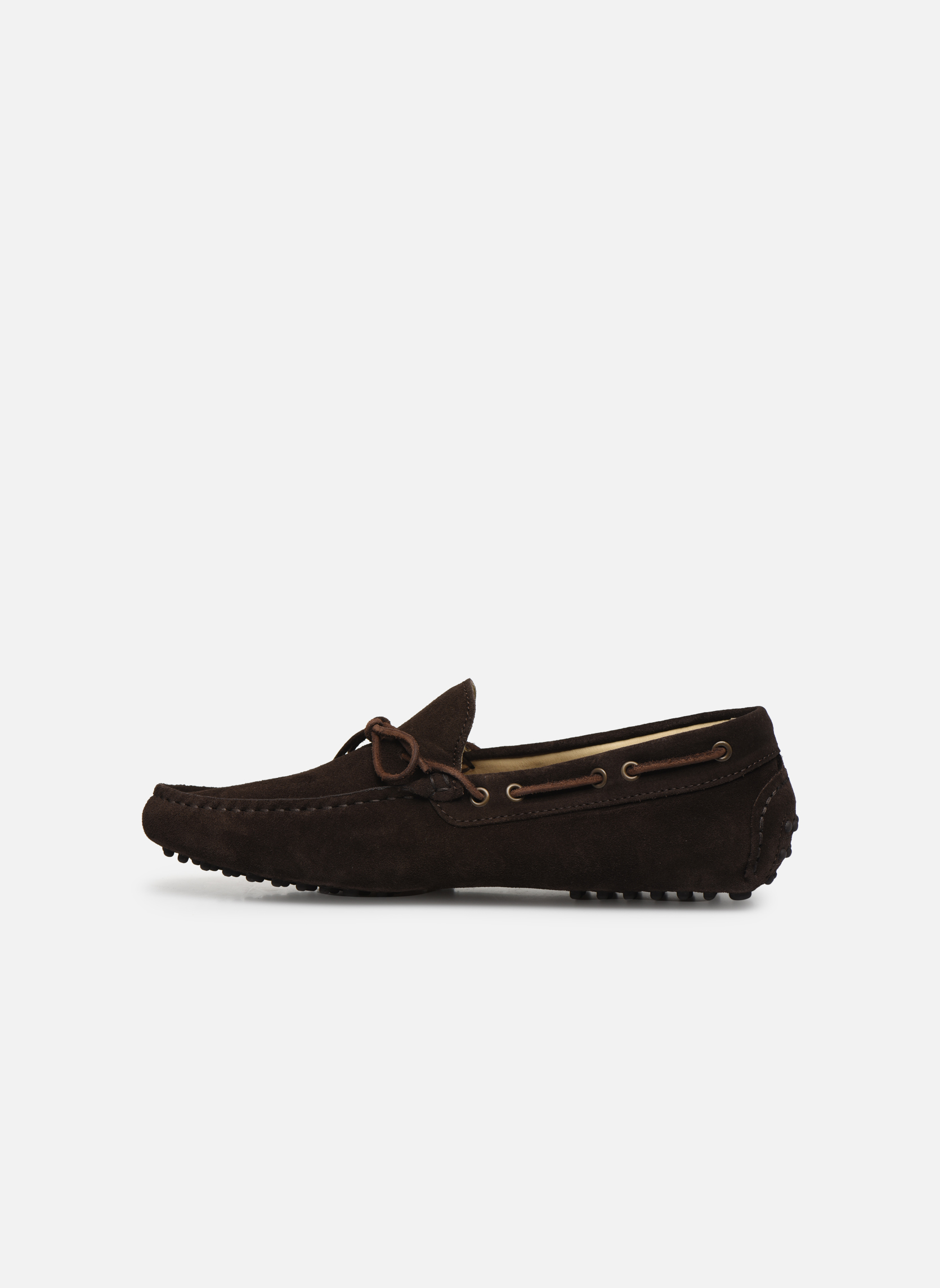 Loafers Kost Tapalo Beige front view