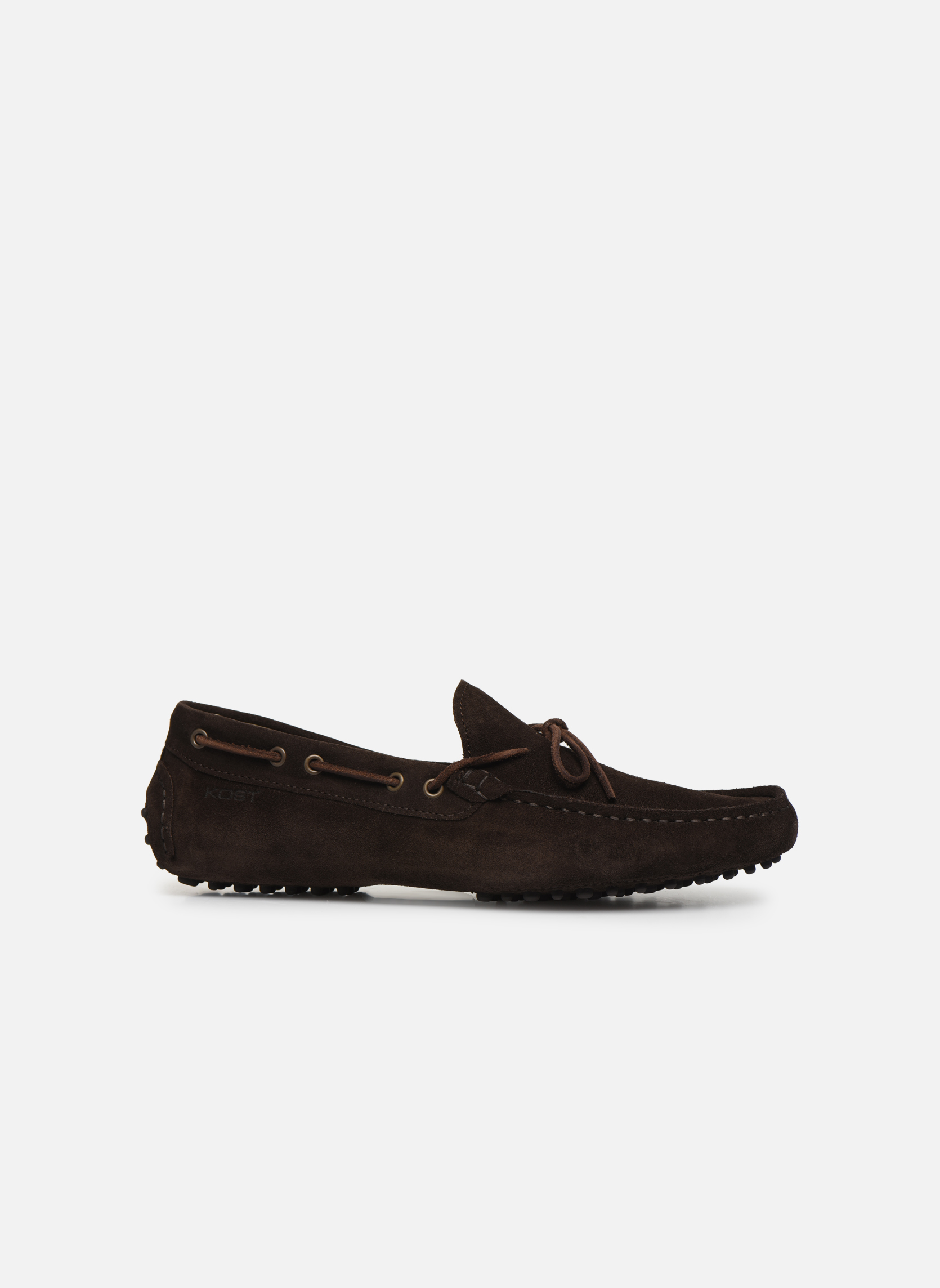 Loafers Kost Tapalo Beige back view