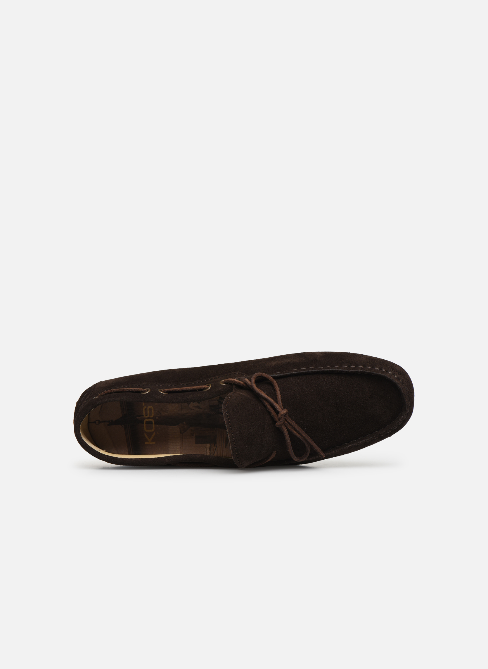 Loafers Kost Tapalo Beige view from the left