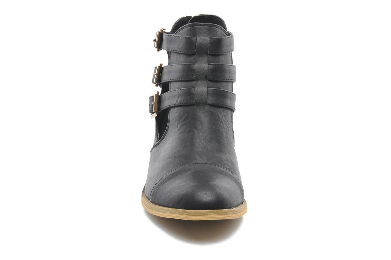 Bottines et boots Xti Undi-27652 Noir vue portées chaussures