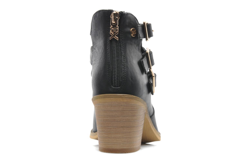 Bottines et boots Xti Undi-27652 Noir vue droite