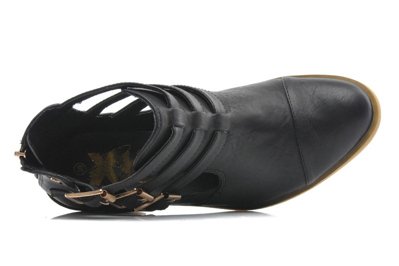 Bottines et boots Xti Undi-27652 Noir vue gauche