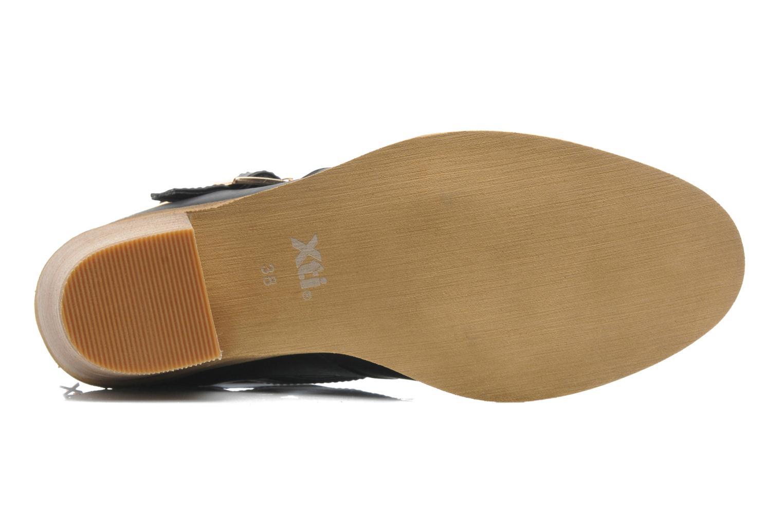 Bottines et boots Xti Undi-27652 Noir vue haut