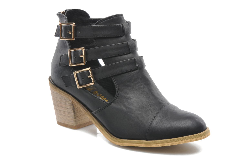 Bottines et boots Xti Undi-27652 Noir vue détail/paire