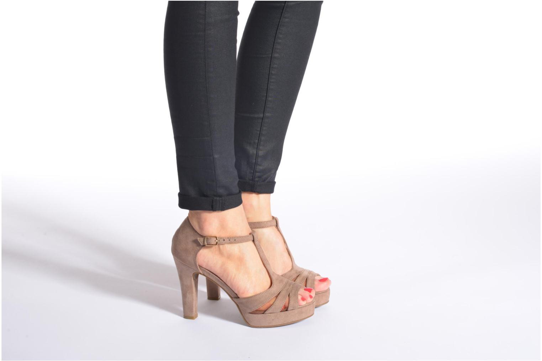 Sandales et nu-pieds Xti Ieva-29697 Multicolore vue bas / vue portée sac
