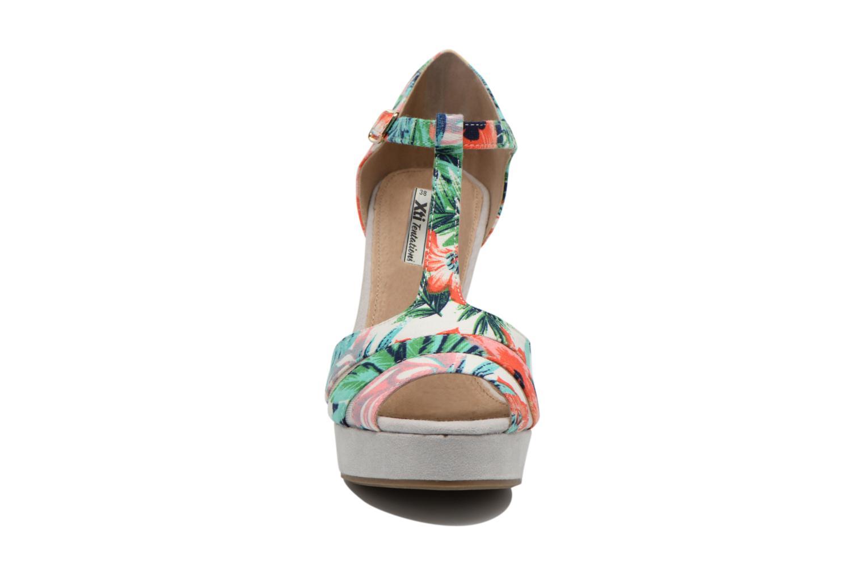 Sandales et nu-pieds Xti Ieva-29697 Multicolore vue portées chaussures