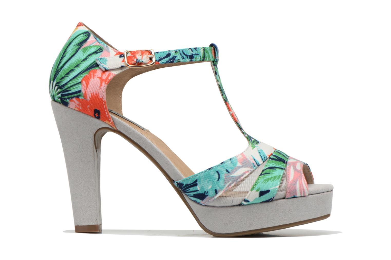 Sandales et nu-pieds Xti Ieva-29697 Multicolore vue derrière
