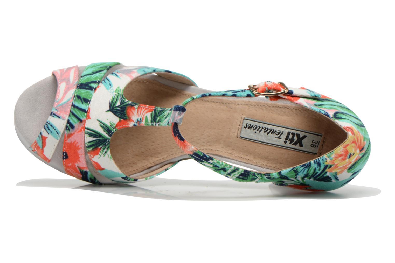 Sandales et nu-pieds Xti Ieva-29697 Multicolore vue gauche