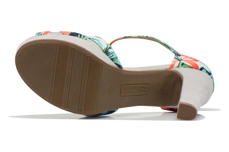 Sandales et nu-pieds Xti Ieva-29697 Multicolore vue haut