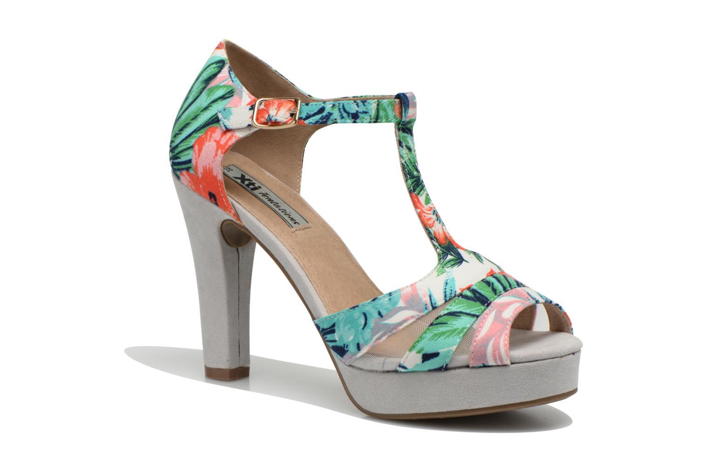 Sandales et nu-pieds Xti Ieva-29697 Multicolore vue détail/paire