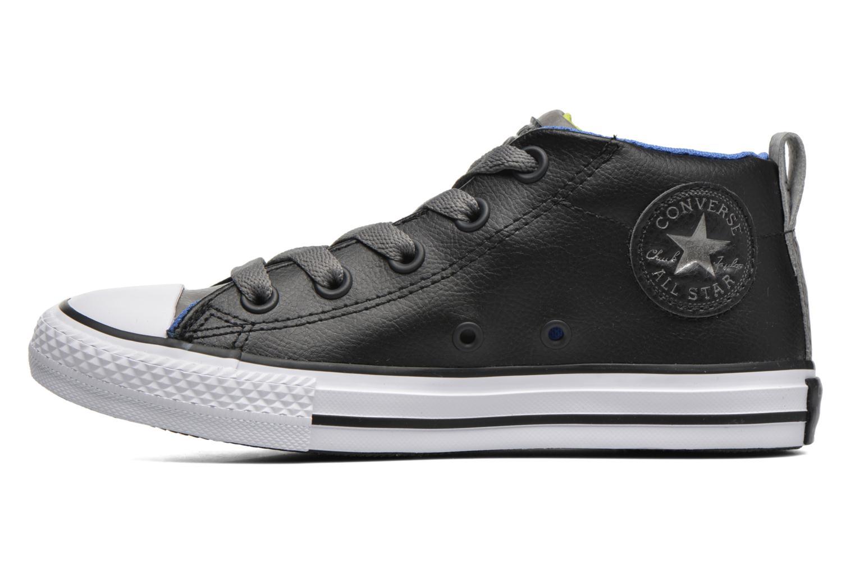 Chuck Taylor All Star Street Mid Black/Charcoal Grey