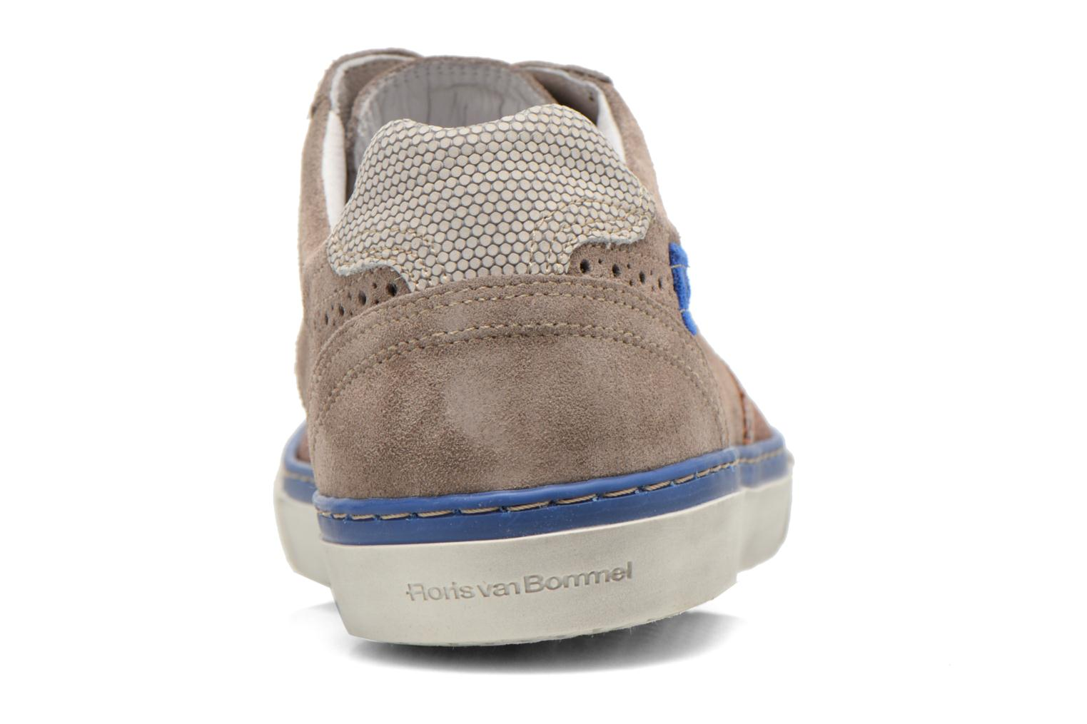 Trainers Floris Van Bommel Alfredo 17249 Grey view from the right