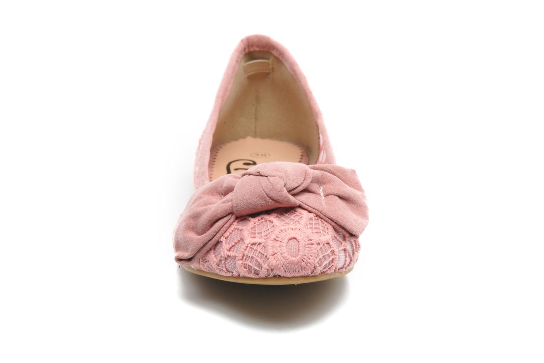 Ballet pumps Refresh Pivoine-60940 Pink model view