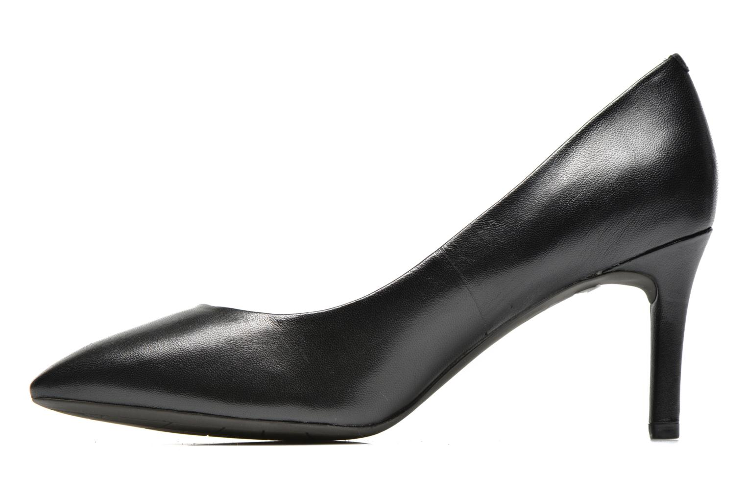Escarpins Rockport TM75MMPTH Plain Pump Noir vue face