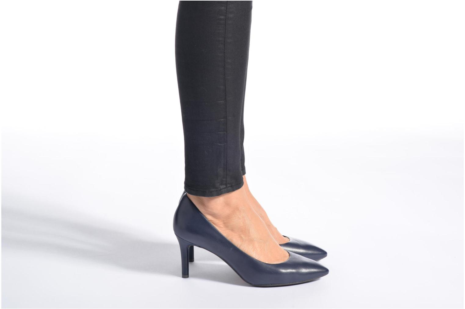 TM75MMPTH Plain Pump Effeil tower kid suede
