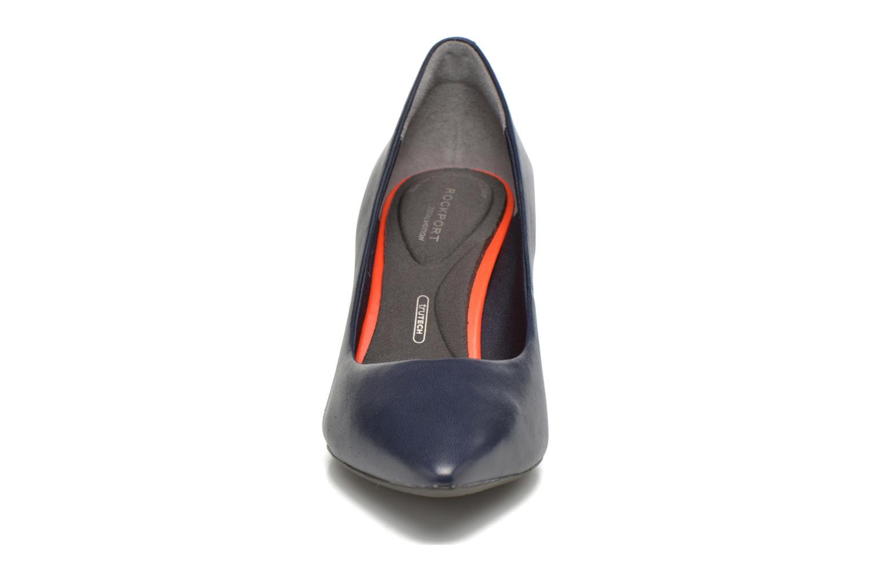 Escarpins Rockport TM75MMPTH Plain Pump Bleu vue portées chaussures