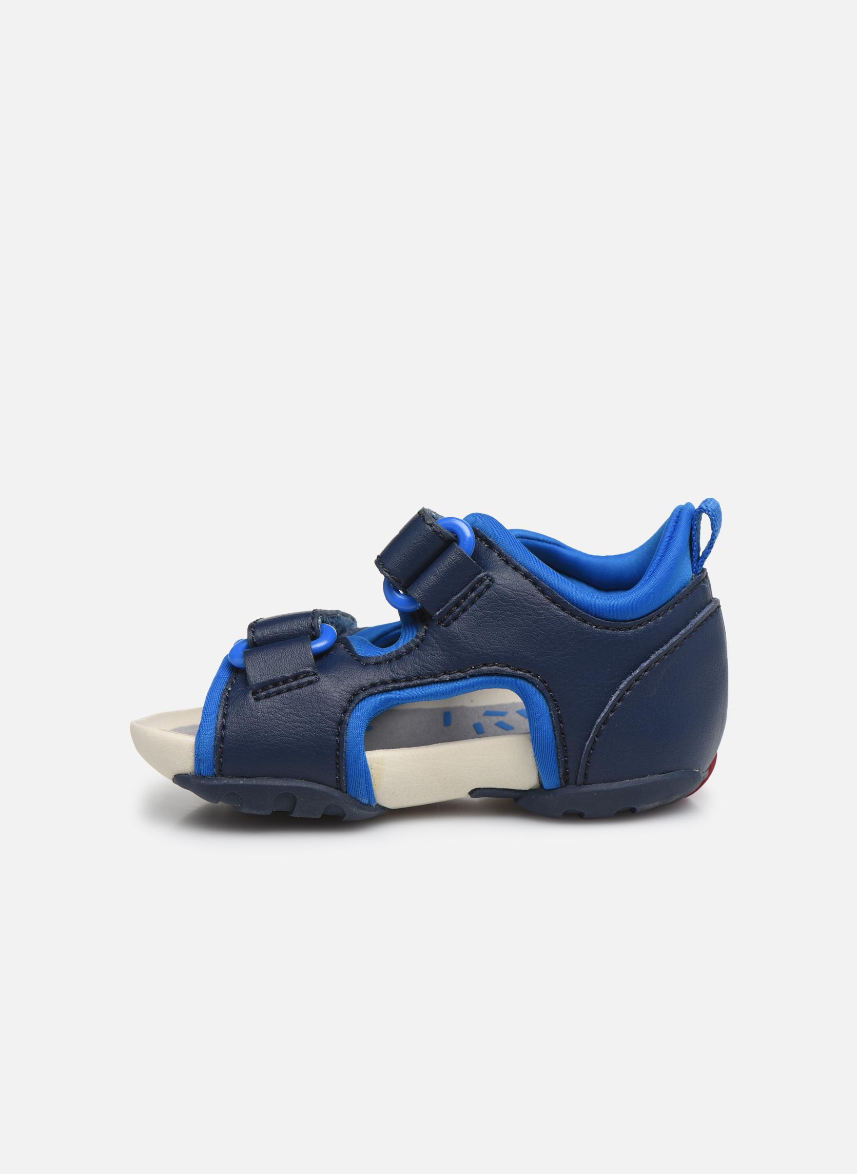 Sandales et nu-pieds Camper Ous FW 80530 Bleu vue face