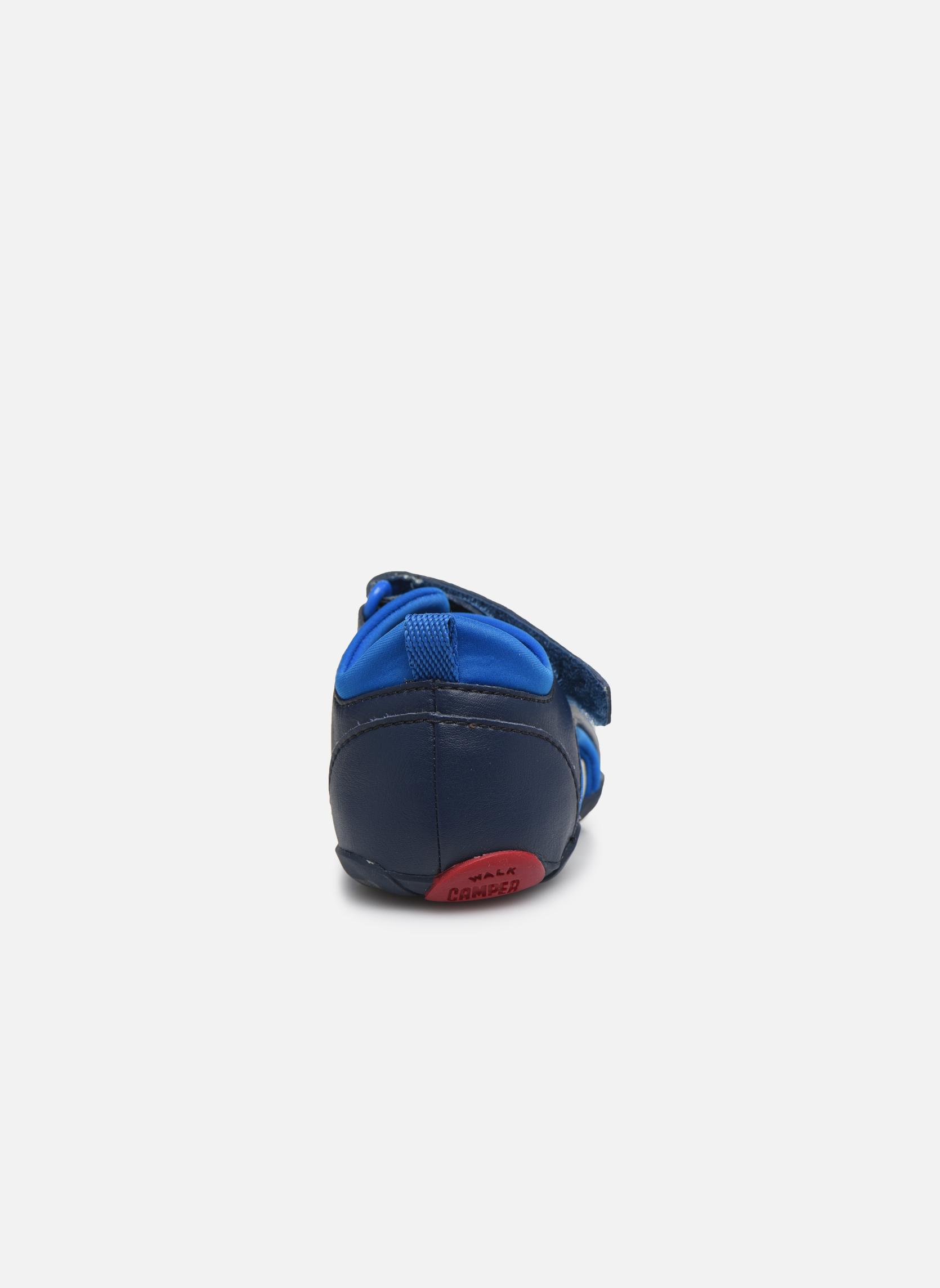 Sandales et nu-pieds Camper Ous FW 80530 Bleu vue droite