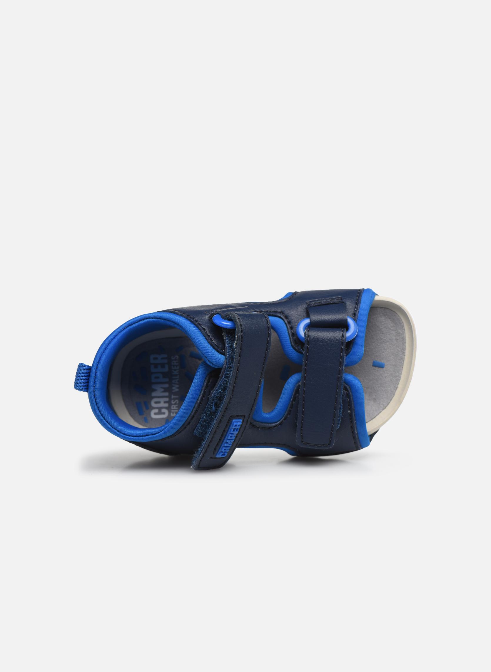 Sandales et nu-pieds Camper Ous FW 80530 Bleu vue gauche