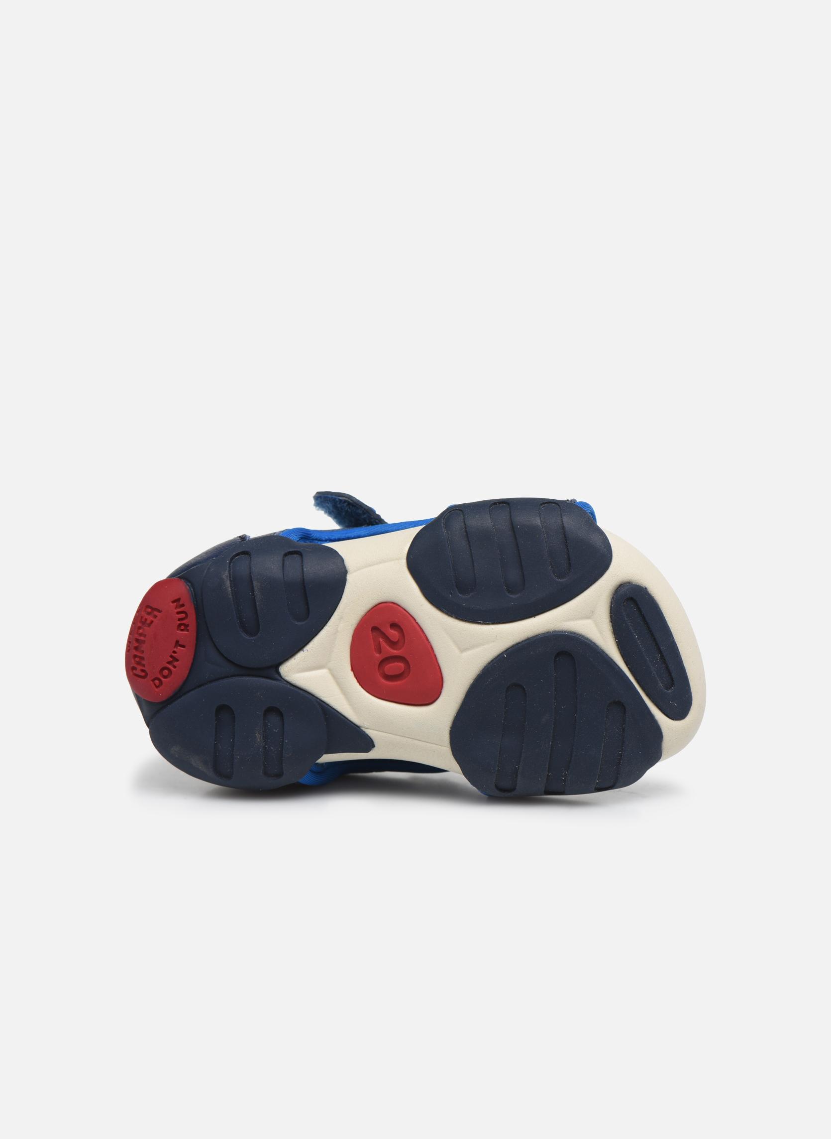 Sandales et nu-pieds Camper Ous FW 80530 Bleu vue haut