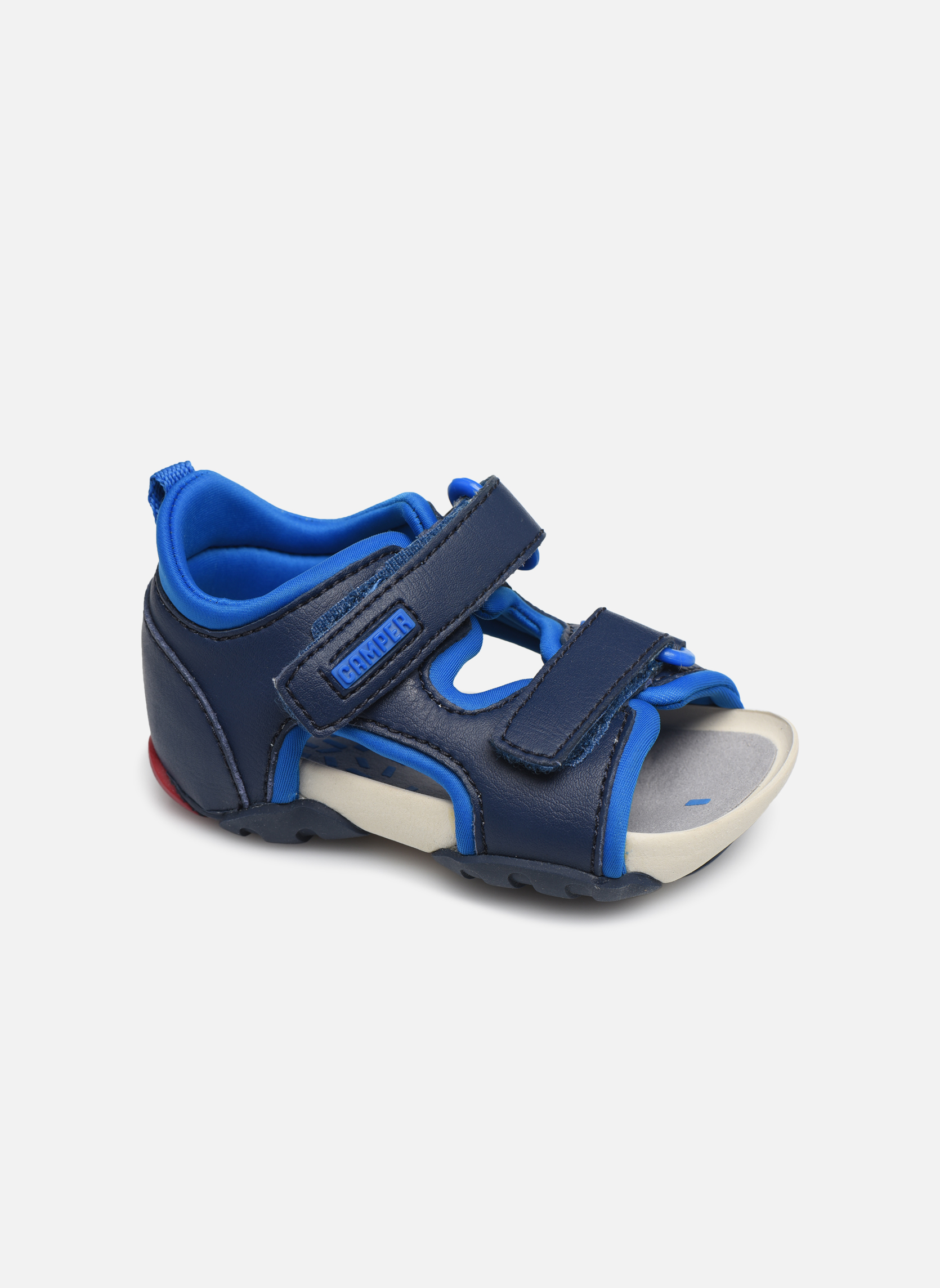 Sandales et nu-pieds Camper Ous FW 80530 Bleu vue détail/paire