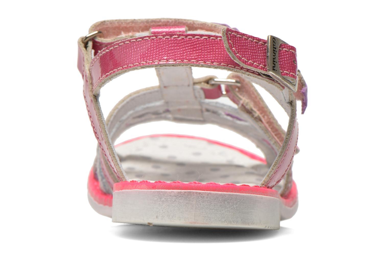 Sandales et nu-pieds Catimini Chouette Rose vue droite