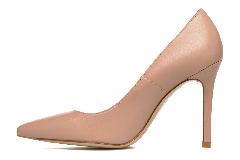 High heels L.K. Bennett Fern Beige front view