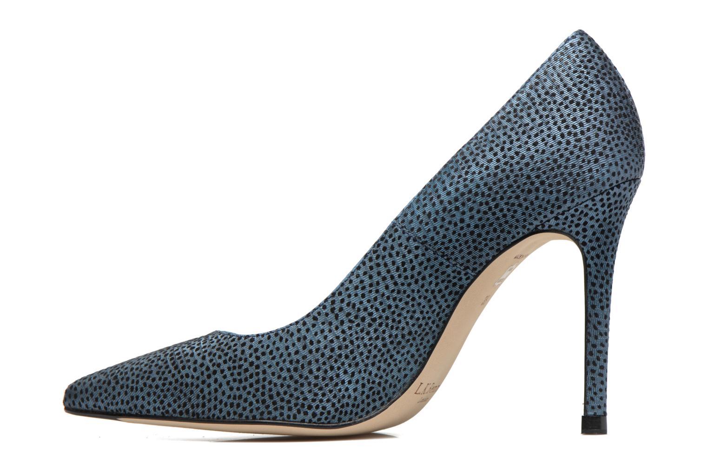 High heels L.K. Bennett Fern Blue front view