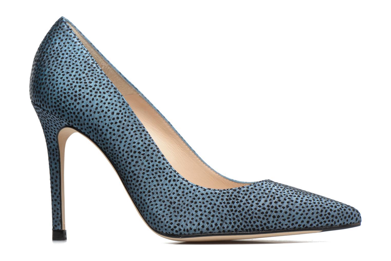 High heels L.K. Bennett Fern Blue back view