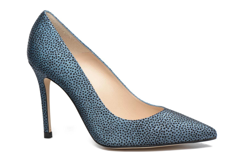 High heels L.K. Bennett Fern Blue detailed view/ Pair view