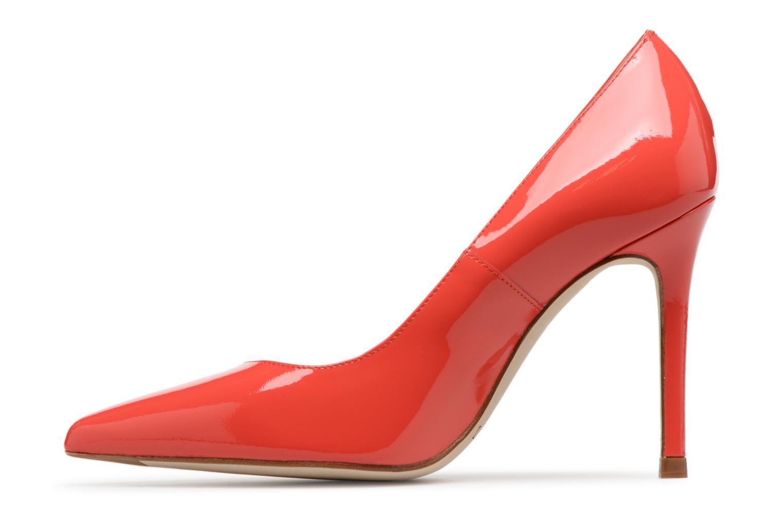 High heels L.K. Bennett Fern Orange front view